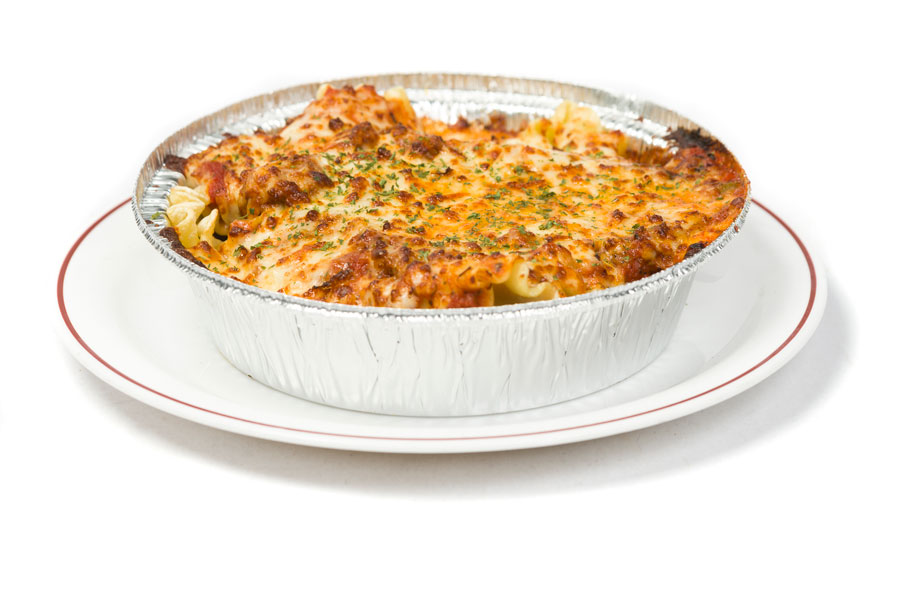 Lasagne smoked meat